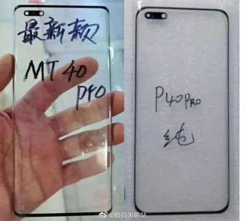 Huawei Mate 40 informações