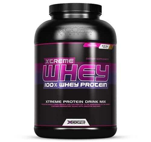 Xcore Xtreme Whey Protein – Análise