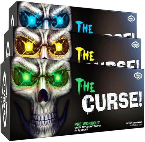 Добавка The Curse три вида