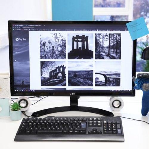 perth website design photography