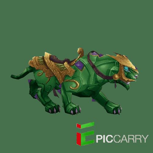 Jade panther