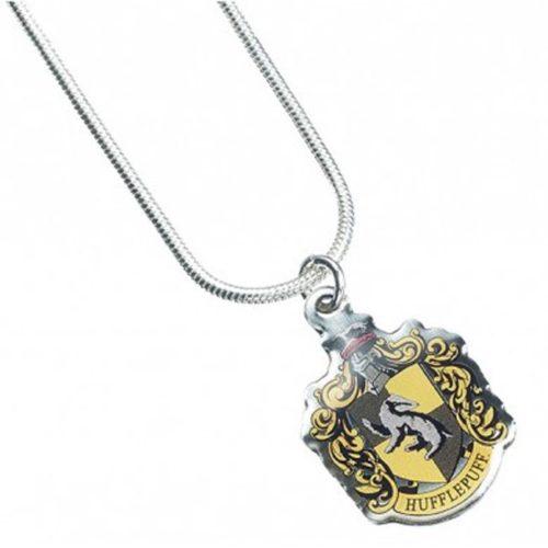 Collana con pendente di Tassorosso Harry Potter