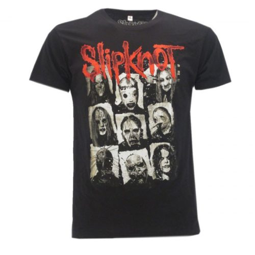 T-Shirt Slipknot Mask