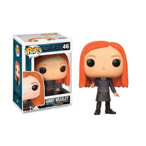 Funko Pop Ginny Weasley Harry Potter 46