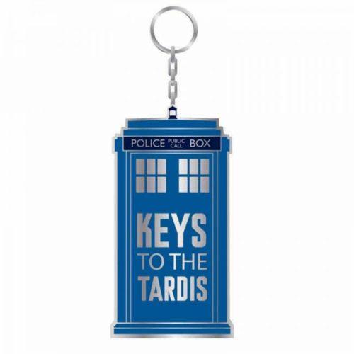 portachiavi tardis doctor who