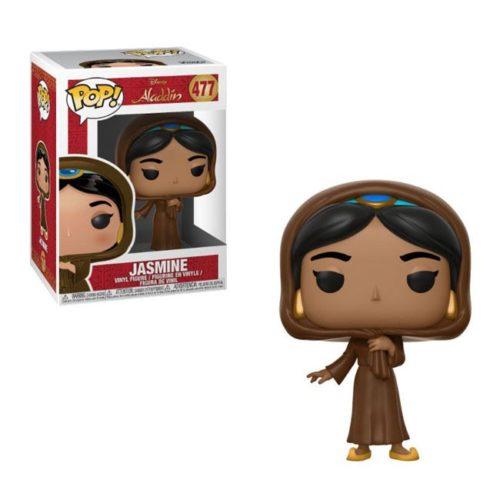 Funko Pop Jasmine Aladdin Disney 477