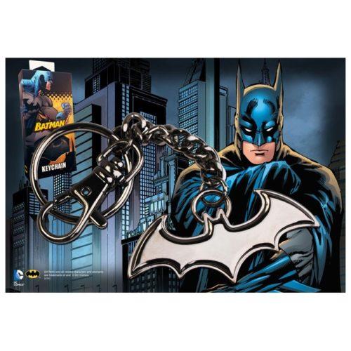 portachiave batman logo 3D DC Comics