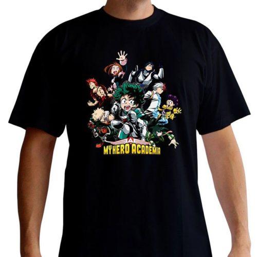 T-Shirt My Hero Academia