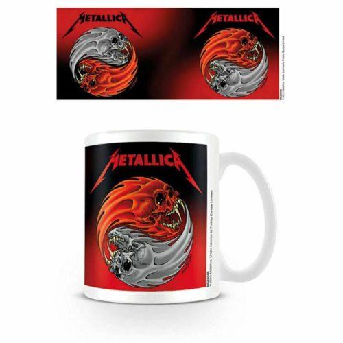 tazza Metallica