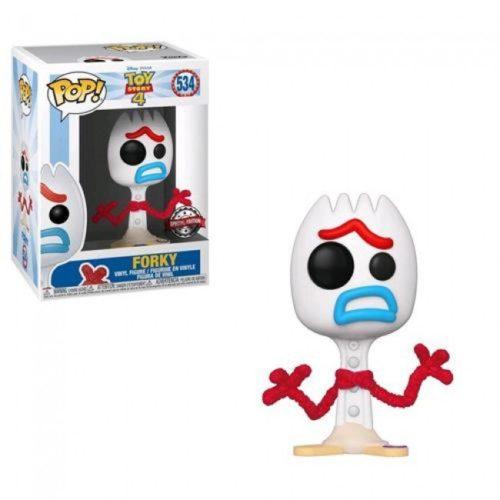 Funko Pop Forky Toy Story 534