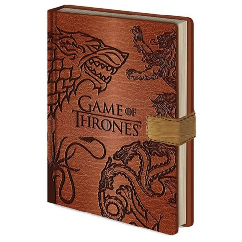 Notebook Game of Thrones Casate