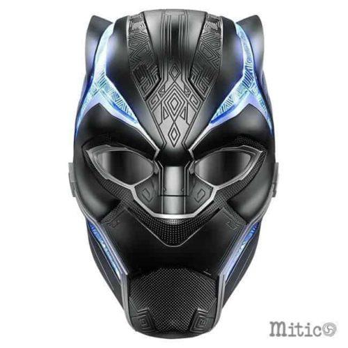 Maschera Black Panter Meccanica con Luci