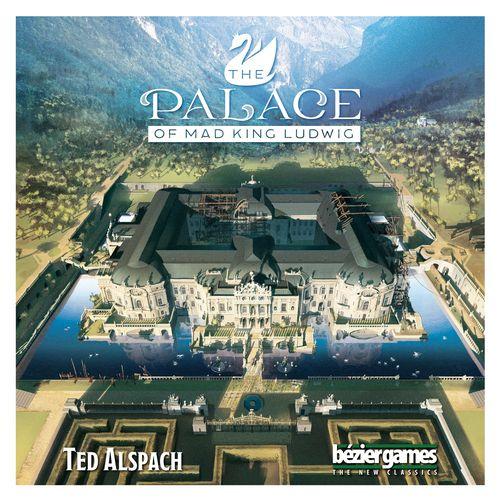 The Palace of Mad King Ludwig -pelin kansi