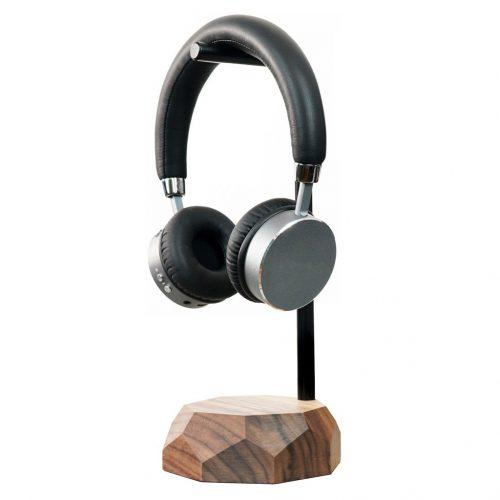 Drewniany Stojak na Słuchawki