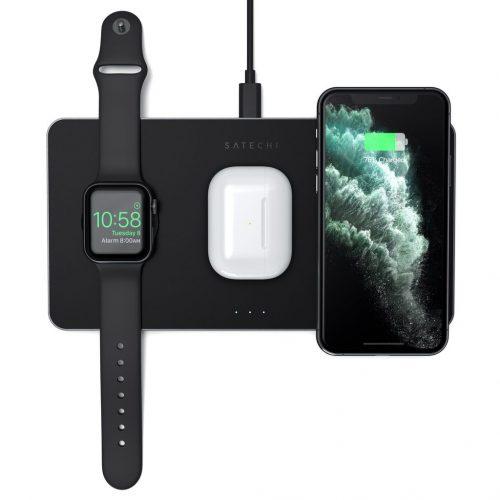 Satechi Trio Wireless Charging Pad