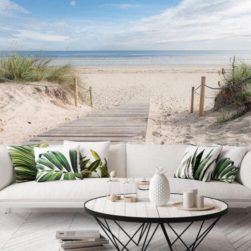 Fototapeta D na wymiar Morze Plaża