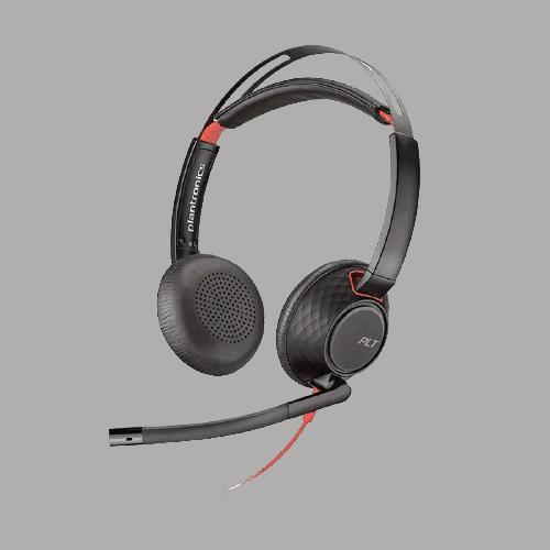 schnurgebundenes Plantronics Poly Headset