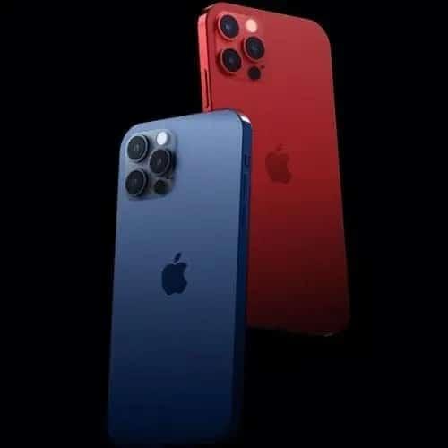 iPhone 12 Pro cor