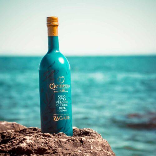 Olio Extravergine 100% Italiano - Le Zagare 1 Litro Ambient 2