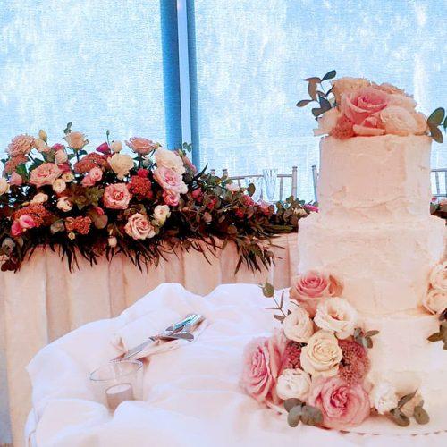 Autumn Wedding at Oatlands House