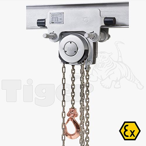 Hand Kettenzug Rollfahrwerk ATEX