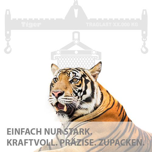 Tiger Lastaufnahmemittel Kategoriebild