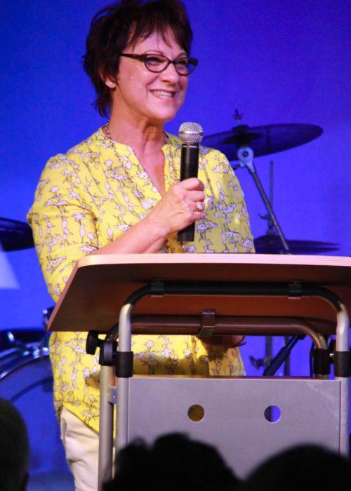 Vicky Churlew