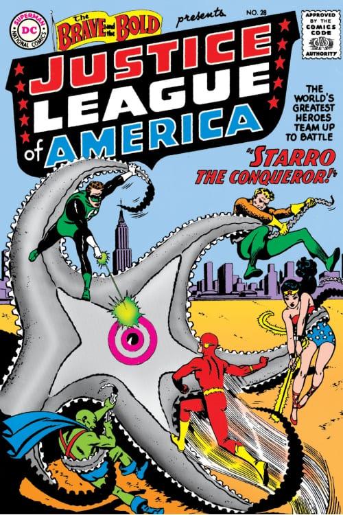 Starro the Conqueror, Justice Society of America, The Suicide Squad Villain, James Gunn, DC Comics
