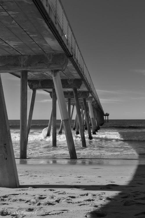 Hermosa Beach.