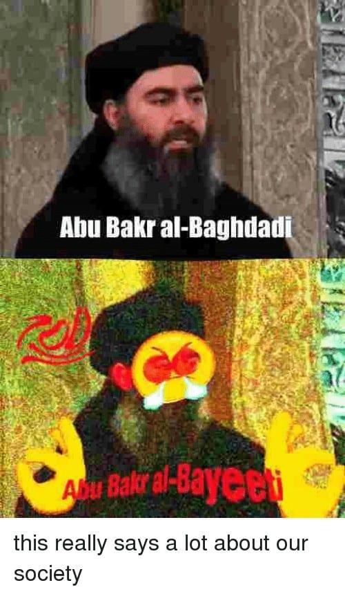 18 Best Baghdadi Memes