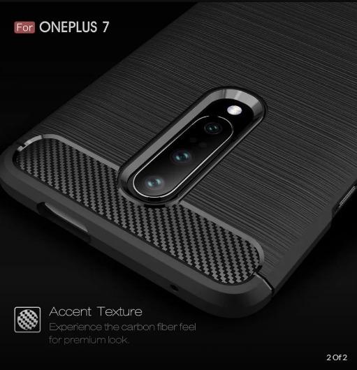 Leak do OnePlus 7