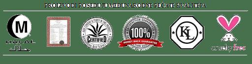 Svi sertifikati - transparent SRPSKI