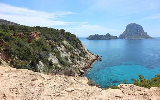 Es Vedra en Ibiza, Islas Baleares