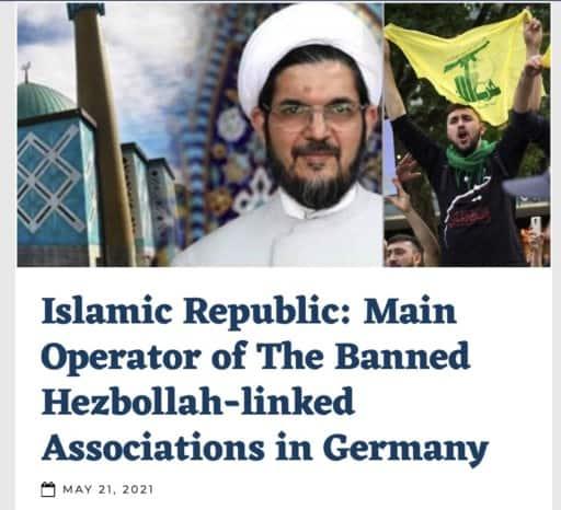 """Mohammad Hadi Mofateh (55) leitet das vom Verfassungsschutz beobachtete """"Islamische Zentrum Hamburg"""""""