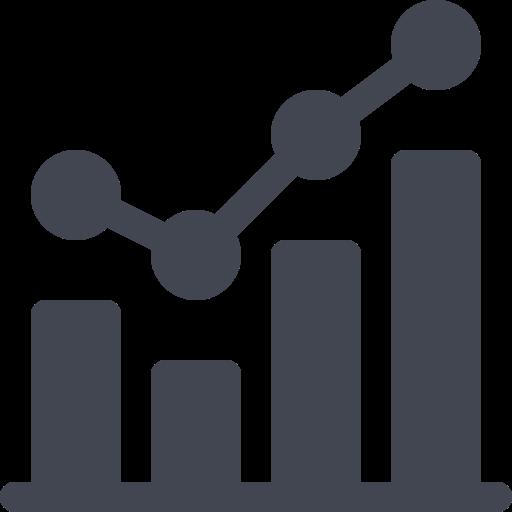 Das Bild zeigt einen Graphen, der für die Zahlen, Daten und Fakten zur Tiny House Marktentwicklung steht