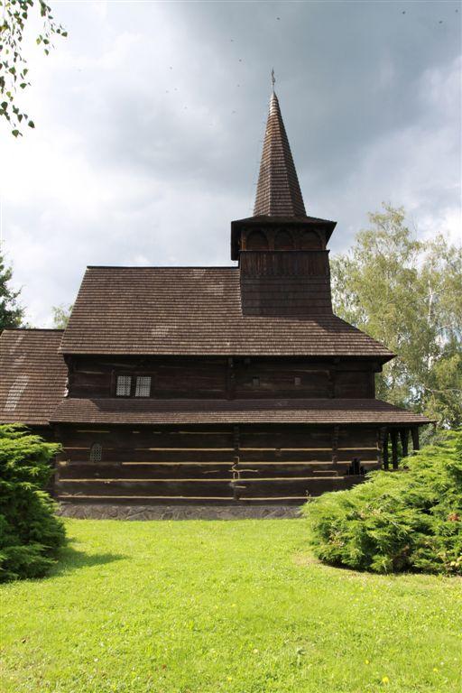 Dobříkov  – kostel Všech Svatých