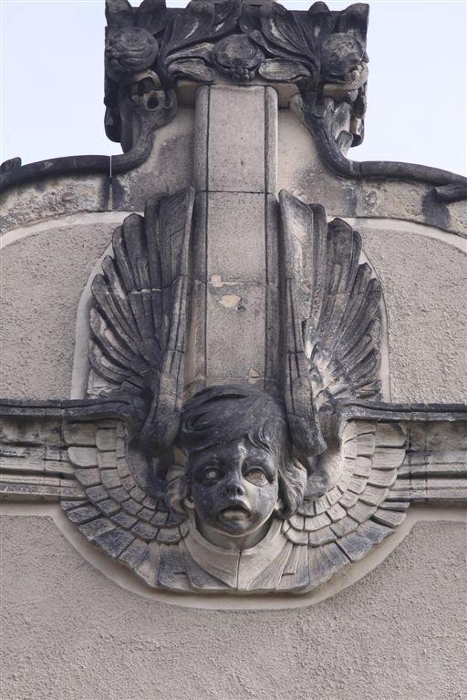 Duchcov  Lutheruv secesni kostel