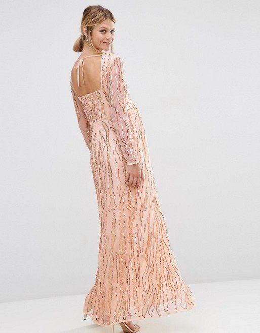 vestidos-de-fiesta-premama-para-embarazadas-asos-largo-manga-larga-transparente-espalda