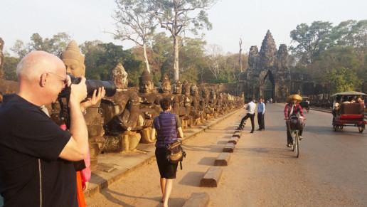 Creative Escapes Cambodia Feb 17 Bayon