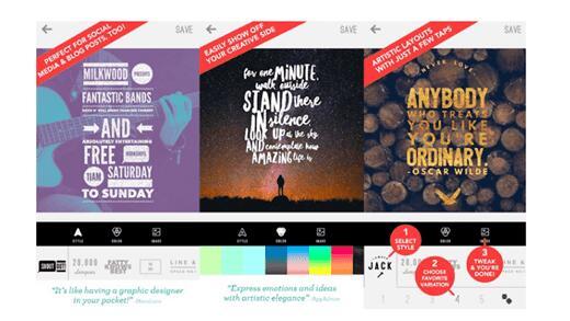 Приложение доступные и для Android и iOs с большим количеством функций