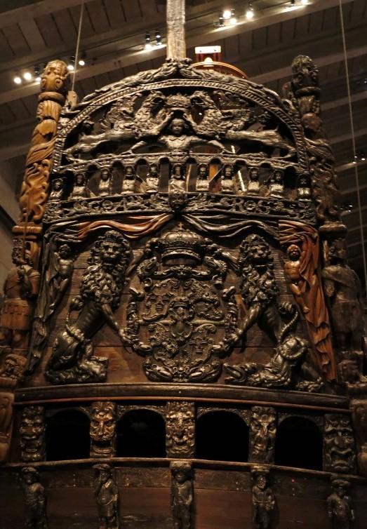 Vasamuseet- loď Vasa