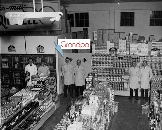 old demma food center