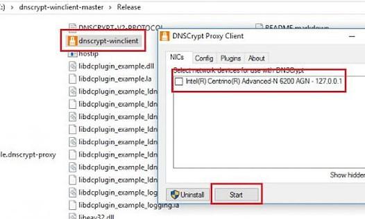 Cara Install Dnscrypt