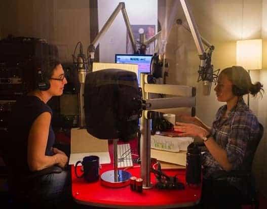 Serial Podcast Studio Microphone Shure Ksm32