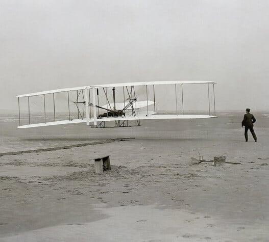 flyvere.dk - om fly og flyvning. Wright Bros. first flight