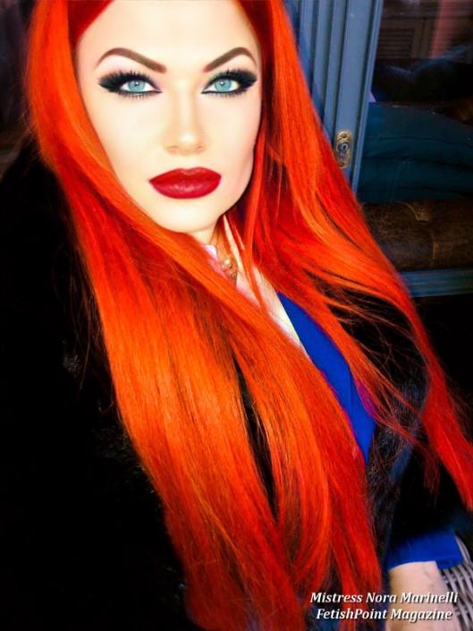 Mistress Nora Marinelli | Domina Wien | FetishPoint Magazine