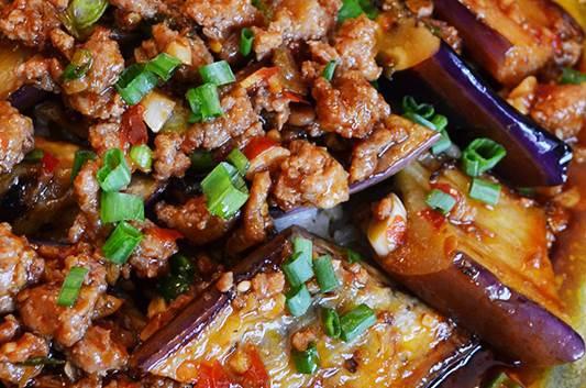 Ma Po - Japanese Eggplant recipe