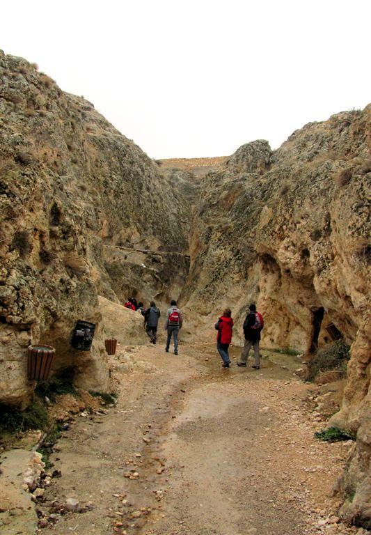 Malúla je poutním místem křesťanů a muslimů.