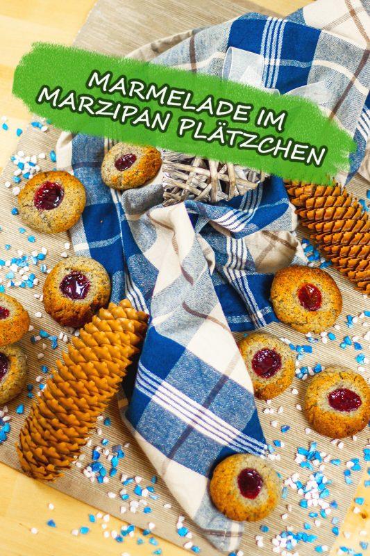 marzipan plätzchen