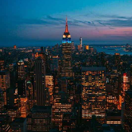 Travel dreams 2020: lo skyline di New York